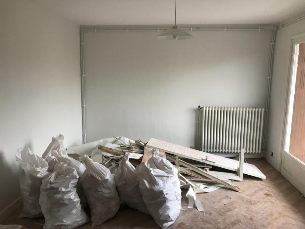 Rénovation PROJET AUFRERY – Toulouse