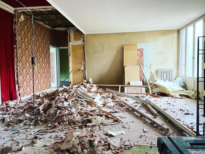 Rénovation PROJET CARNOT