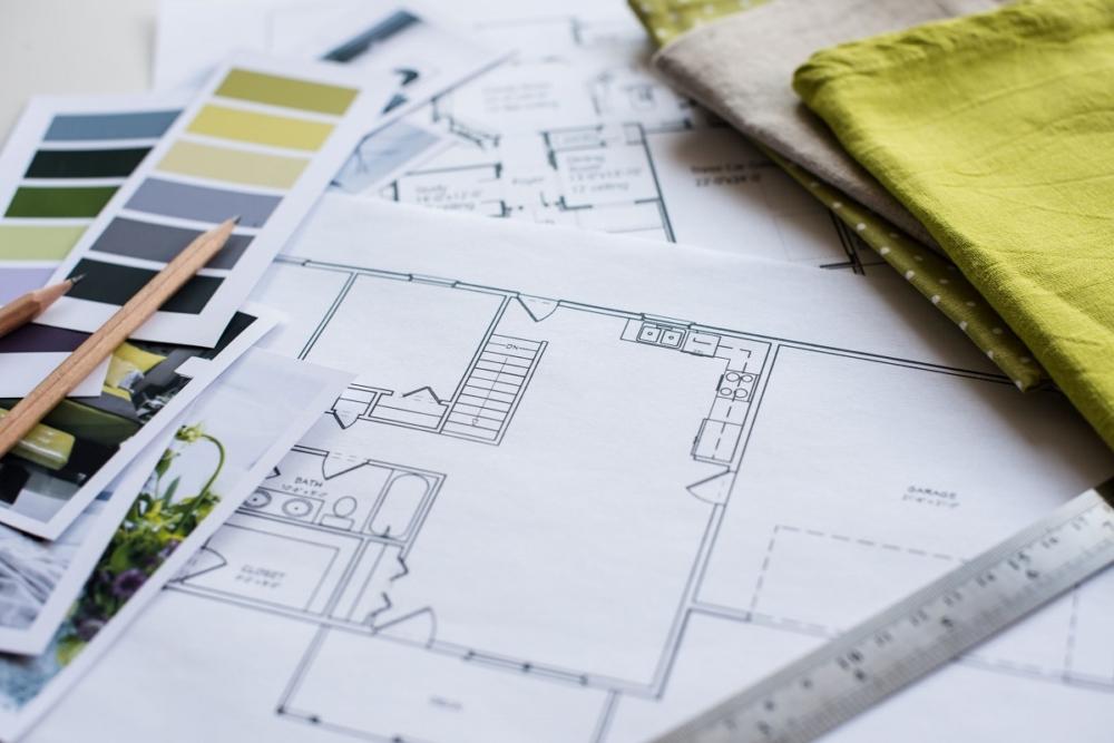 Fovea - Aménagement intérieur - Avant projet sommaire